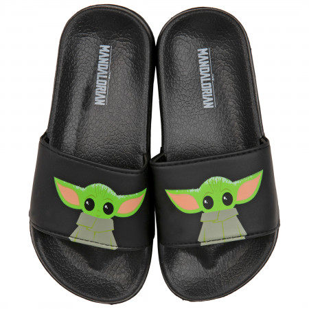 Star Wars The Mandalorian The Child Grogu Slip Sandals