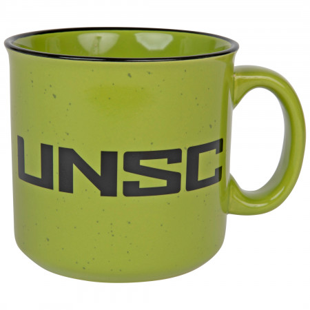 Halo UNSC Green Logo 20oz Mug