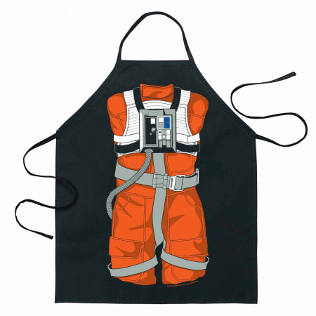 Star Wars Luke Skywalker X-Wing Cooking Apron