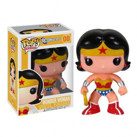 Funko Pop Wonder Woman Vinyl Figure