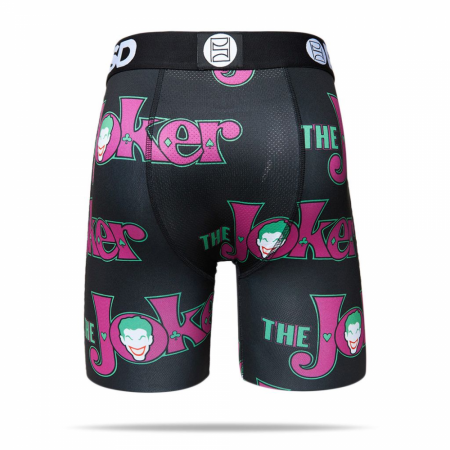 Joker Vintage Logo Men's Boxer Briefs