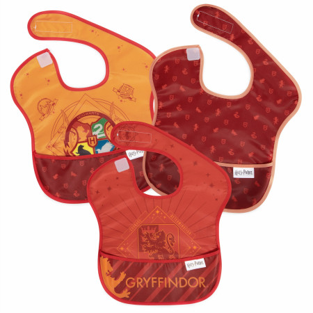 Harry Potter Assorted Superbib 3-Pack
