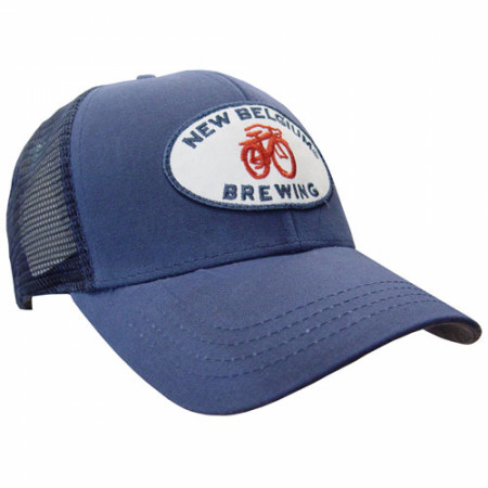 New Belgium Brewing Adjustable Trucker Hat
