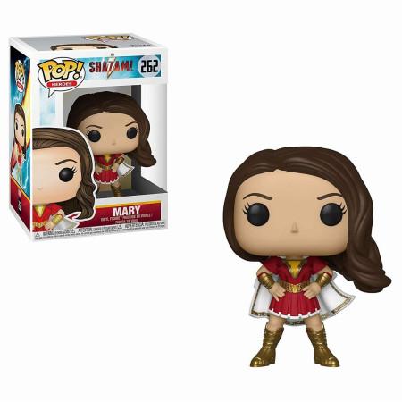 Pop! Heroes: Shazam - Mary