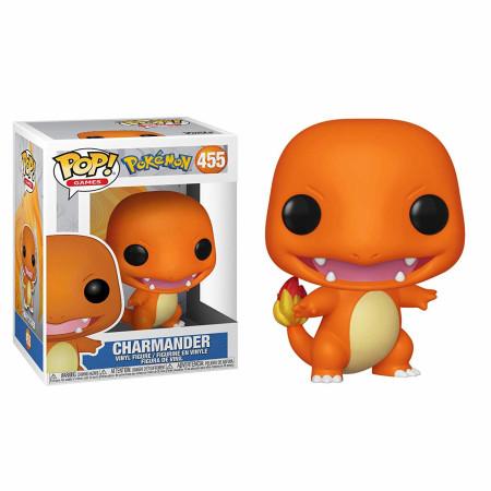 POP! Games: Pokemon - Charmander