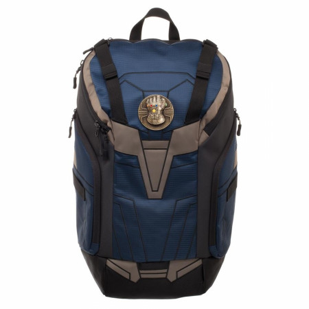 Avengers Infinity War Thanos Rear Zip Backpack