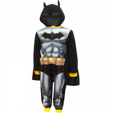 Batman Costume Kids Union Suit