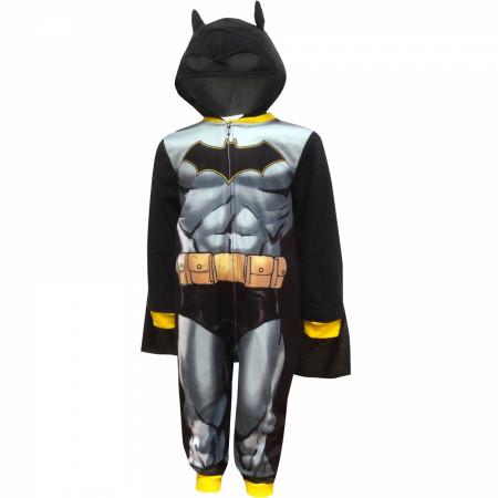 Batman Costume Kids Union Suit