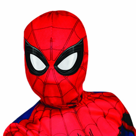 Spider-Man Red and Blue Deluxe Mask