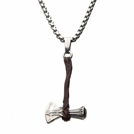 Stormbreaker Steel Necklace