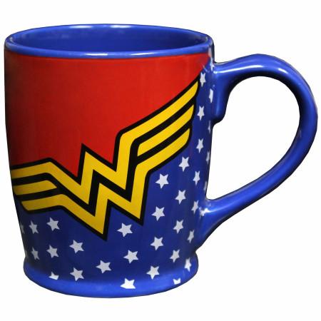 Wonder Woman Stars 15 Ounce Mug