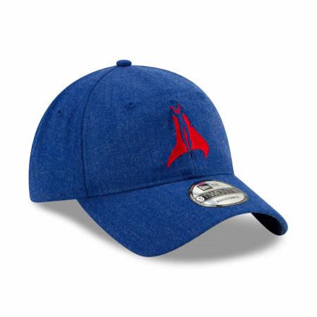 Superman Power Stance New Era 9Twenty Adjustable Dad Hat