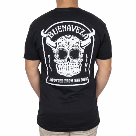 Stone Brewery Buenaveza Front and Back Print T-Shirt