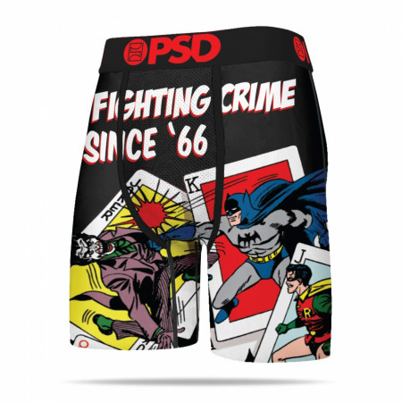 DC Fight Crime Boxer Briefs