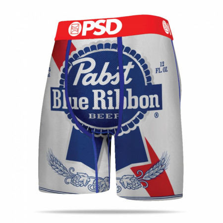 Pabst Blue Ribbon Vintage Can Boxer Briefs