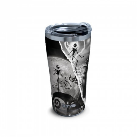 Nightmare Before Christmas Torn 20 oz. Tervis® Tumbler with Lid