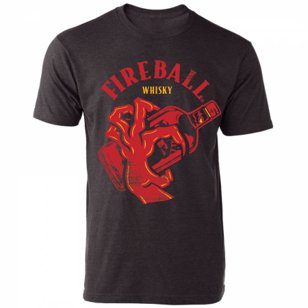 Fireball Whisky Claw T-Shirt