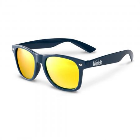 Modelo Especial Blue Reflective Sunglasses