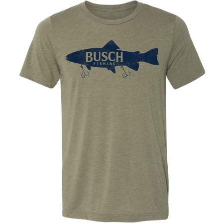 Busch Fishing Lure T-Shirt