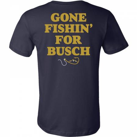 Busch Gone Fishing T-Shirt