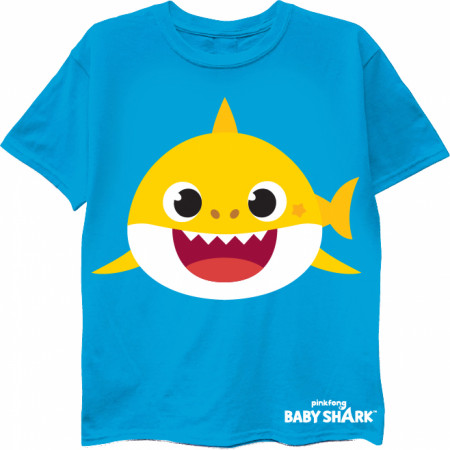 Baby Shark Toddler and Infant Shirt