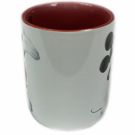 Mickey Mouse Tonal 14 Ounce Mug
