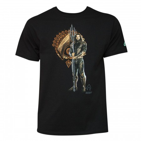 Justice League: Aquaman T-Shirt