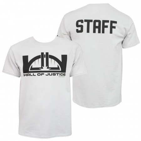 Hall of Justice T-Shirt