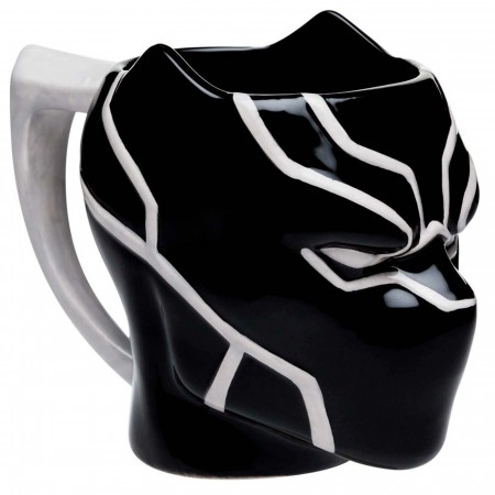 Black Panther - Marvel Comics Sculpted Coffee Mug