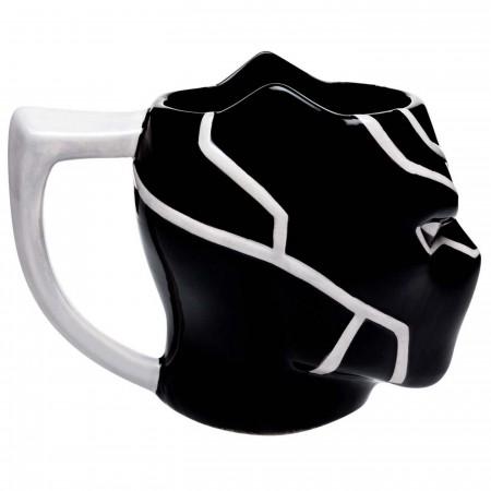 Black Panther - Marvel Comics Sculpted Coffee Mug