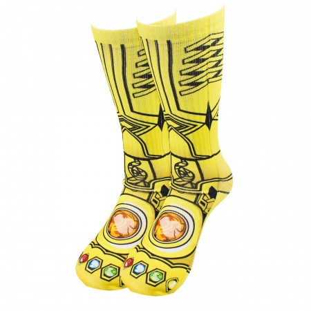 Infinity Gauntlet Sublimated Athletic Sock