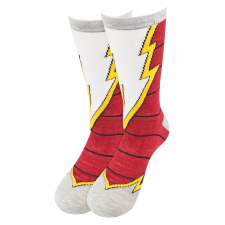 Shazam Costume Sock