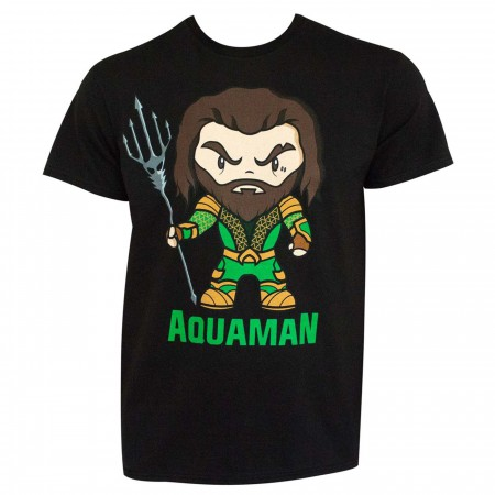 Aquaman Movie Cartoon Men's T-Shirt