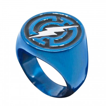 Flash Blue Lantern Power Ring