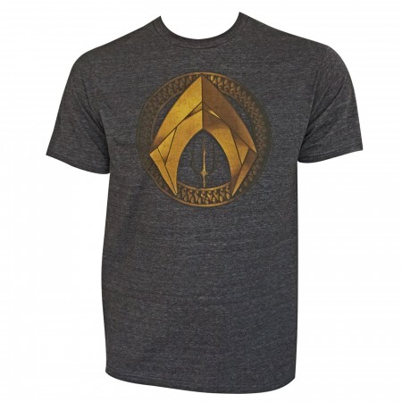 Aquaman Movie Symbol Men's T-Shirt