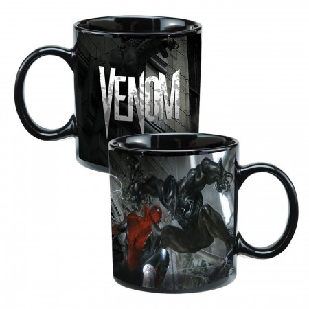 Venom Heat Changing 20oz Mug