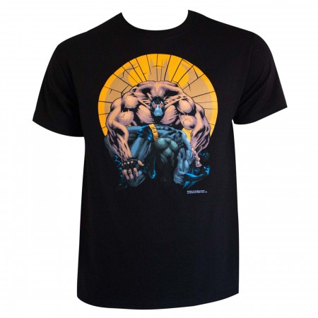 "Batman ""Knightfall Bane"" Men's T-Shirt"