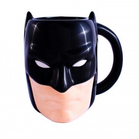 Batman Face Mold Mug