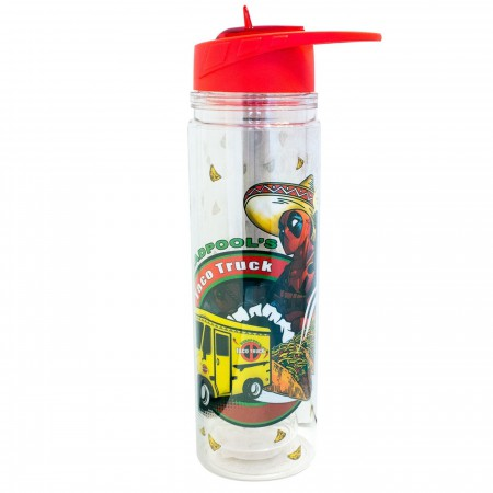 Deadpool 550 ML Water Bottle