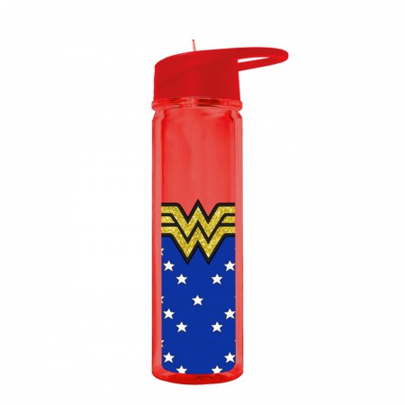 Wonder Woman 550 ML Water Bottle