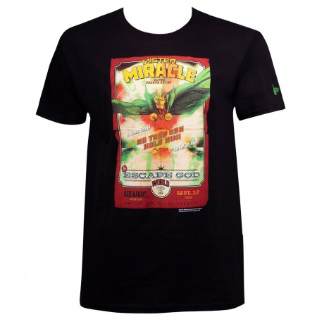 Mister Miracle DC Men's T-Shirt