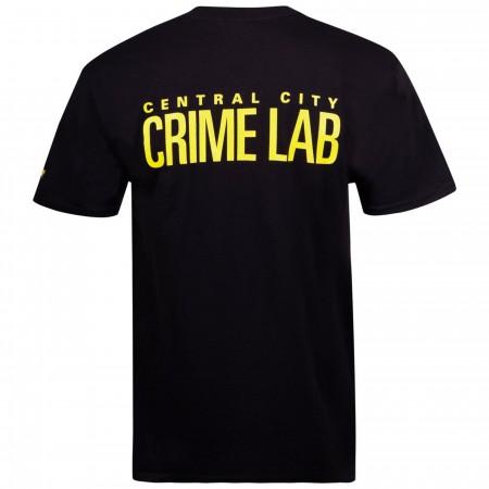 Central City: Crime Lab Flash Men's T-Shirt