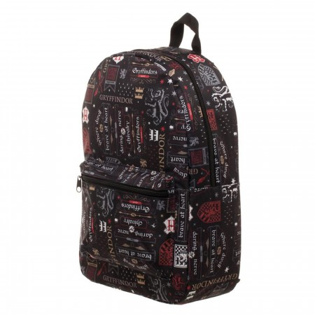 Harry Potter Gryffindor House Backpack