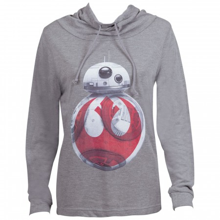 Star Wars BB-8 Long Sleeve Women's T-Shirt