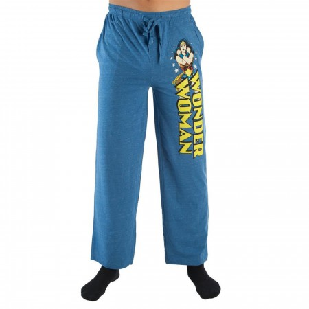 Wonder Woman Cartoon Sleep Pant