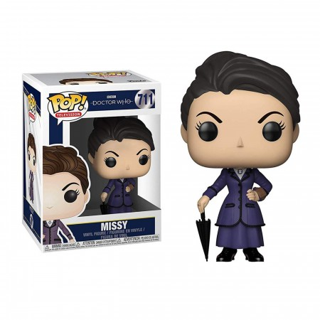 Doctor Who Missy Figure