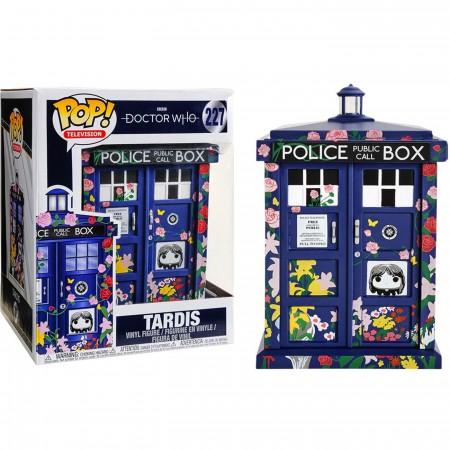 "Doctor Who Tardis Toy 6"" Figure"