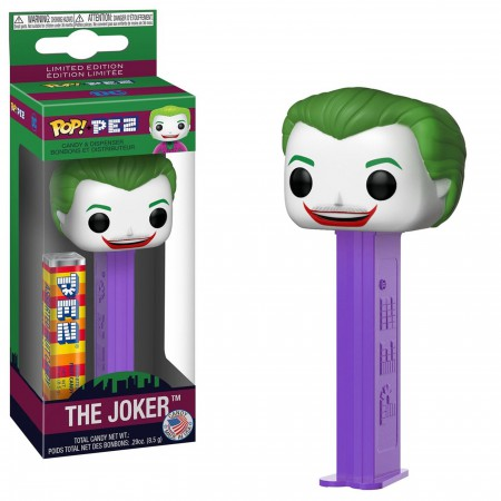 Pop! Pez: Batman 1966 TV Series - Joker
