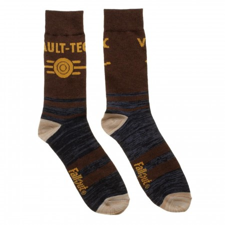 Fallout 76 Two Pack Crew Socks