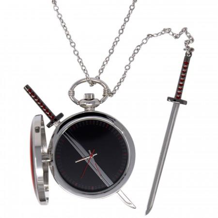 Deadpool Locket Necklace